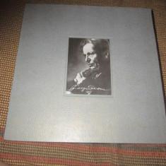 Vinil george enescu foarte rar in mapa cartonata ca nou piesa de colectie - Muzica Clasica electrecord