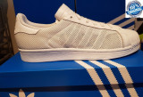 ADIDASI ORIGINALI 100% Adidas Superstar  TRIPLE   white nr 42
