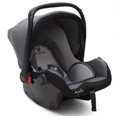 Cosulet auto bebelusi Cangaroo Apollo Gri - Scaun auto copii