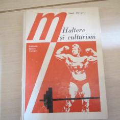 HALTERE SI CULTURISM LAZAR BAROGA