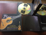 Carlos montoya flamenco gold collection dublu disc 2 cd muzica latin folk world