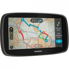 Sistem de navigatie TomTom Go 60, diagonala 6'', Harta Full Europe, 6 inch, Toata Europa, Lifetime, Receiver GPS Bluetooth
