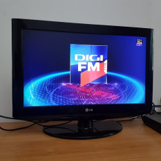 Tv LG 66cm 26 inch 2x HDMI hd lcd Televizor monitor plasma 24 32 82, 66 cm, HD Ready