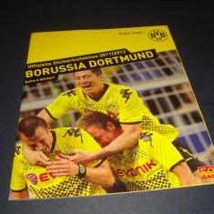Album gol Panini Borussia Dortmund 2011/2012