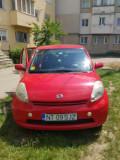 Daihatsu Sirion, Benzina, Rosu