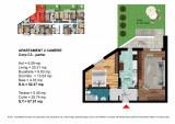 Apartament 2 Camere + Gradina Dimitrie Leonida - Berceni, Parter
