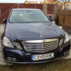 Mercedes E220 cdi, Clasa E, E 220, Motorina/Diesel