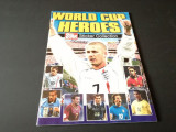 Album complet Ed. Daily Star World Cup Heroes 2002