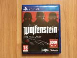 Joc PS4 Wolfenstein The New Order id Tech