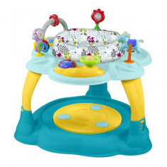 Centru de activitate Baby Mix BG-1915 Blue Yellow, Baby Mix
