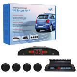 Aproape nou: Senzori parcare auto PNI Escort P04 A cu 4 receptori