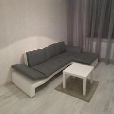Canapea Ikea Gri/alb