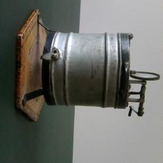 Centrifuga extras miere, miniatura - Apicultura