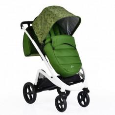 Carucior copii 3 in 1 Cangaroo S-Line Verde