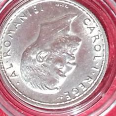 Monede romanesti  50 bani 1911 unc