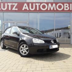 Volkswagen Golf V, An Fabricatie: 2009, Motorina/Diesel, 124539 km, 1896 cmc