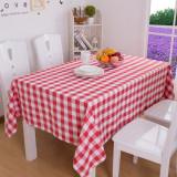 Fata de masa carouri rosi 95/100 cm