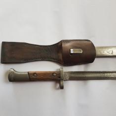 CUTIT, BAIONETA MILITARA DE LUPTA ROMANEASCA - al 2 razboi mondial - WW2