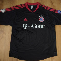 Tricou vintage Adidas Bayern München Makaay 10 mărimea XXL