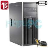 Calculator Intel Core2Duo E8500 4GB DDR3 250GB Video GF210 1GB HDMI GARANTIE !!!, Intel Core 2 Duo, 4 GB, 200-499 GB, HP