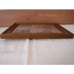 Goblen inramat cu sticla