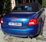 Audi A4, Cabriolet, 2005, 1.8 turbo, impecabil.  Din UK, inmatriculat in Romania, Benzina, Cabrio