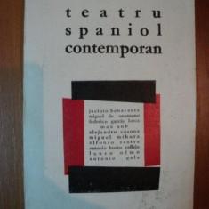 TEATRU SPANIOL CONTEMPORAN de JACINTO BENAVENTE, MIGUEL DE UNAMUNO ... LAURO OLMO, ANTONIO GALA, 1987 - Carte Teatru