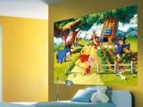 Fototapet Disney Winnie Aniversare 160x115 cm