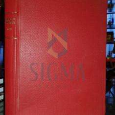 """CALENDARUL """"UNIVERSUL"""", 1939, Bucuresti - GRUPAREA REVISTEI DE ARTA SI CULTURA """"UNIVERSUL LITERAR"""""""