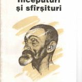 Inceputuri si sfarsituri Lev Sestov Ed. Institutul European 1993, Alta editura