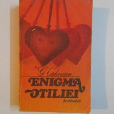 ENIGMA OTILIEI de GEORGE CALINESCU 1988
