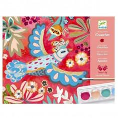 Atelier creativ Djeco - Melodii colorate