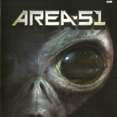 Area 51 - Xbox Classic [Second hand], Actiune, 16+, Multiplayer