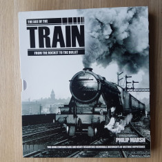 Carte trenuri, enciclopedie engleza