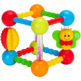 Cub educative pentru bebelusi - Jucarie zornaitoare
