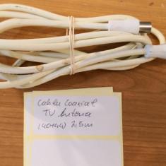 Cablu Coaxial TV Antena 2,5 m (40144)