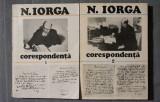 N. Iorga - Corespondență (vol. 1-2)