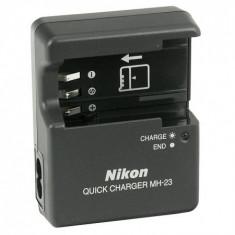 Incarcator rapid Nikon MH-23 pentru nikon EN-EL9