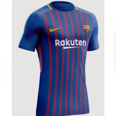 Tricou FC BARCELONA, model nou 2018-2019, 10 MESSI - Echipament fotbal, Marime: XXL, XL, L, M, Tricou fotbal