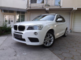 BMW X3, M Pachet, F25, Premium Selection deosebit, Head-up, camera, carlig el., Seria X, Motorina/Diesel