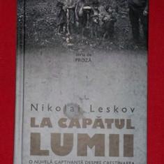 Nikolai Leskov - La capatul lumii - crestinarea eschimosilor