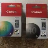 Cartuse cerneala originale Canon PG40+CL41 - Cartus imprimanta