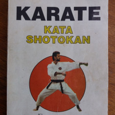 Karate, Kata Shotokan - Mircea Ungurean / R3F - Carte sport