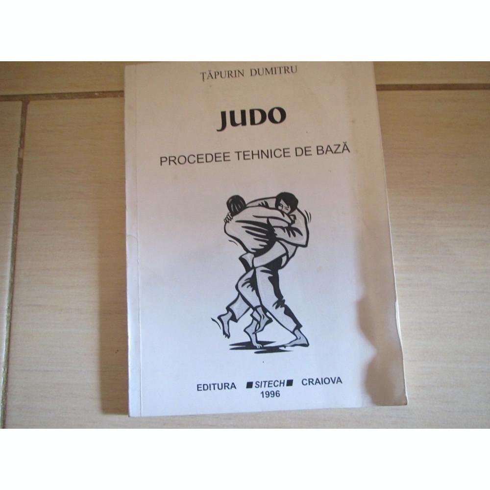 Judo Procedee Tehnice De Baza Tapurin Dumitru