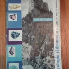 GEOLOGIE SI DRUMETIE de VICTOR CORVIN PAPIU