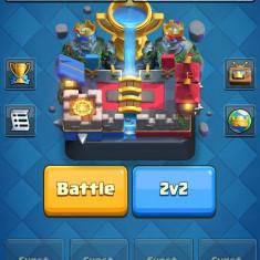 Cont Clash royal