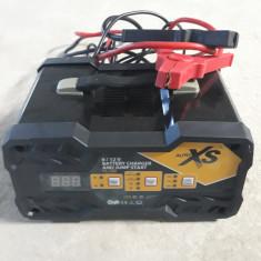 Redresor auto cu pornire AUTO XS, Sub 8