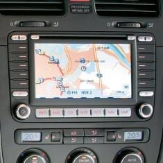 Navigatie originala VW RNS-MFD2 - Navigatie auto Blaupunkt, Volkswagen