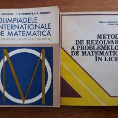 Metode de rezolvare a problemelor de matematica + bonus / R3F