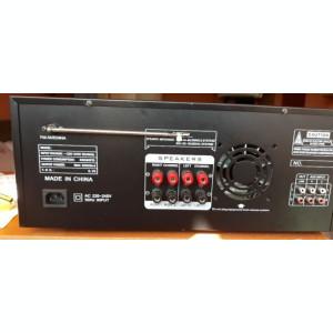 AMPLIFICATOR DE PUTERE 700 WATT,MIXER,MP3 PLAYER USB,BLUETOOTH,FUNCTII KARAOKE.